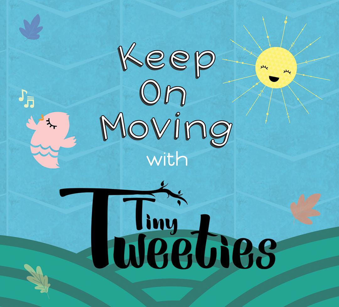 Keep On Moving